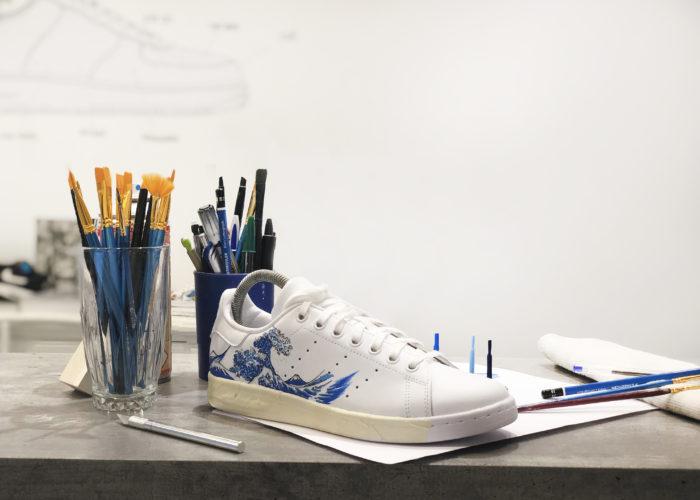 Sneakers & Chill, l'atelier parisien qui personnalise vos baskets