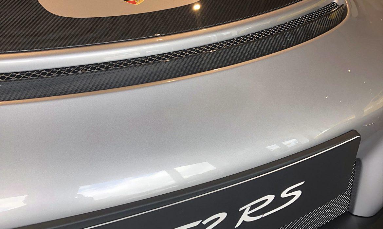 La nouvelle 911 GT2 RS au centre Porsche Réunion