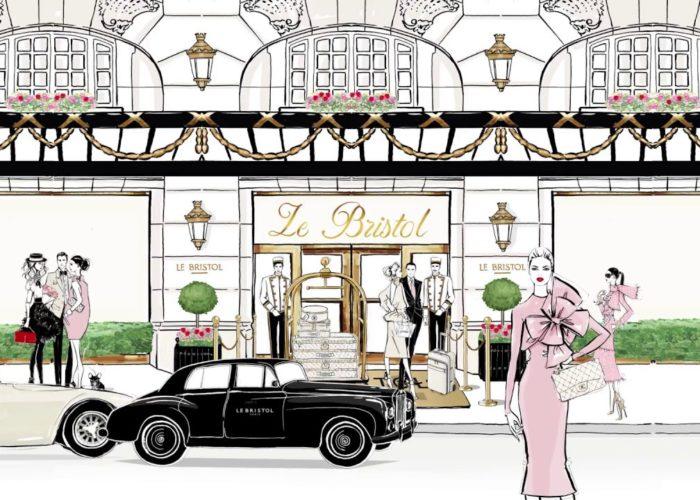 Le Paris des Fashionistas de Megan Hess : découvrez la bible du luxe à Paris !
