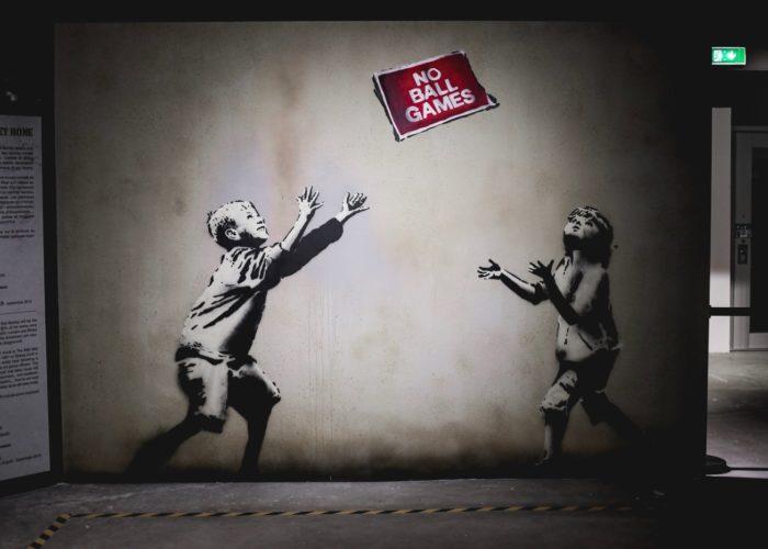 The World ofBanksy: The Immersive Experience, l'expo qui va ravir les amateurs de street-art
