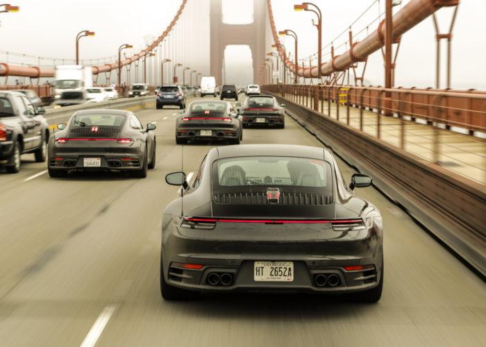 Porsche 911 : la huitième génération